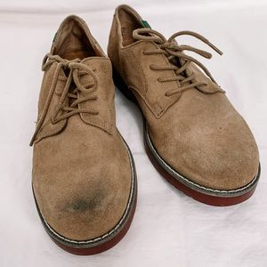 """School Issue / """"Semester"""" Leather Oxfords - S. 5Y"""